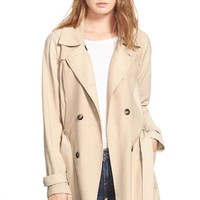 Women's Ella Moss 'Candice' Trench Coat,