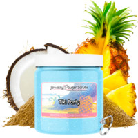 Tiki Party Jewelry Sugar Scrub