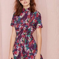 Nasty Gal In Bloom Dress