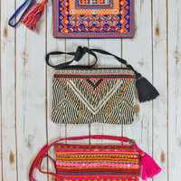 Tribal Pattern Clutches