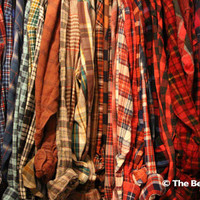 Vintage Mystery Flannel Shirt