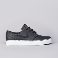 Flatspot - Nike SB Stefan Janoski Anthracite / Black - University Gold