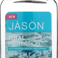 Jason Natural Products Jason Natural Total Protection Sea Salt - Case Of 1 - 16 Fl Oz.