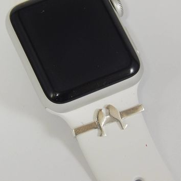 Lovebirds Apple Watch Charm