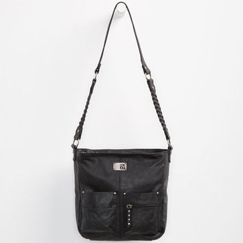 Roxy Rumor Has It Shoulder Bag Black Combo One Size For Women 24794614901