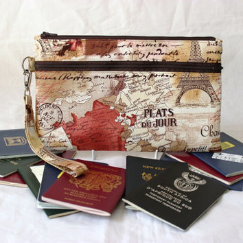 how to carry multiple passports