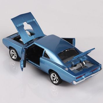 Fast And Furious Alloy Car