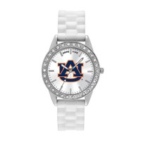 Game Time Watch - Women's Frost Series Auburn Tigers (White)