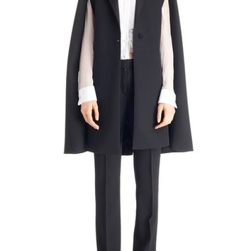 Givenchy Wool Cape | Nordstrom