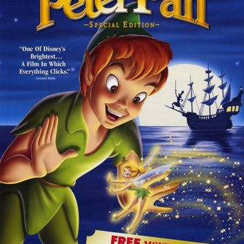 Peter Pan: Special Edition 11x17 Movie Poster (2002)