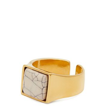 Stone-embellished ring | Isabel Marant | MATCHESFASHION.COM US