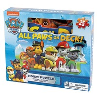 Paw Patrol 25-pc. ''All Paws On Deck'' Foam Puzzle by Cardinal