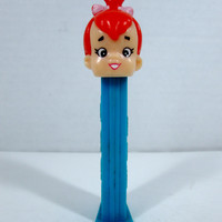 Flinstones Cartoon Pebbles Pez Dispenser Slovenia 1992
