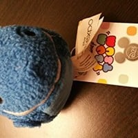 D23 Expo 2015 EXCLUSIVE Tsum Tsum Pinocchio Monstro Blue Fairy Lampwick & Vinyl