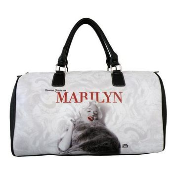 Licensed Marilyn Monroe Overnight Bag