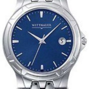 Wittnauer Men's Stainless Steel Watch 10B01