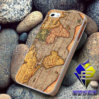 vintage world map 2 - iPhone case (iPhone 4/4s/5/5s/5c/6/6+)- Samsung case (Samsung S3/S4/S5/Note3/Note4)- iPod Touch 5- iPad case (iPad Mini/Air/2/3/4) BD