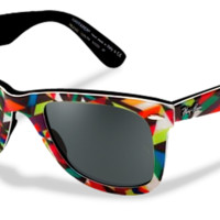Ray-Ban RB2140-1039-58 matt-moore | Rare Prints | Ray-Ban Official Site - USA