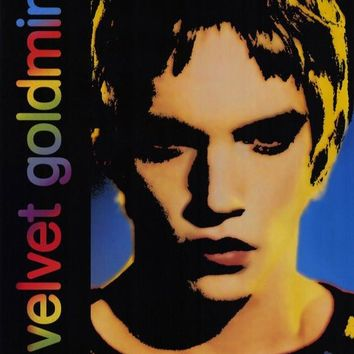 Velvet Goldmine 27x40 Movie Poster (1998)