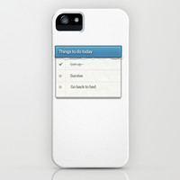 Funny iPhone & iPod Case by Trend