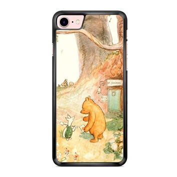 Winnie The Pooh Clasic iPhone 7 Case
