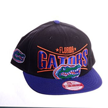College Hats Florida Beyond the Arc Snapback in Black