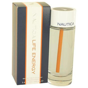 Nautica Life Energy Eau De Toilette Spray By Nautica For Men