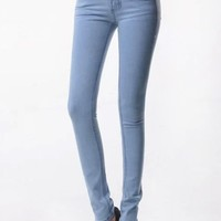 Eye-Catching Skinny Pencil Jeans - OASAP.com