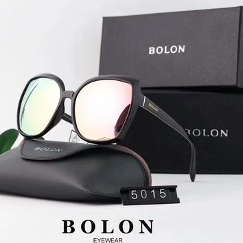 BOLON Fashion New Polarized More Color Sunscreen Shopping Eyeglasses Glasses Women