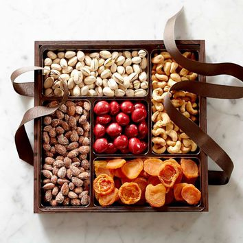 Dried Fruit & Nut Gift Box, Large
