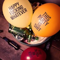 Abusive Balloons | Firebox.com - Shop for the Unusual