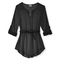 Belted Tunic - Mossimo Supply Co.