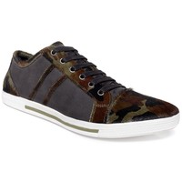 Kenneth Cole Get Down 2 It Camo Sneakers