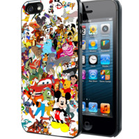 Disney all character A Samsung Galaxy S3 S4 S5 Note 3 , iPhone 4 5 5c 6 Plus , iPod 4 5 case