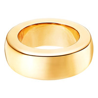RenéSim Solid Yellow Gold Bangle