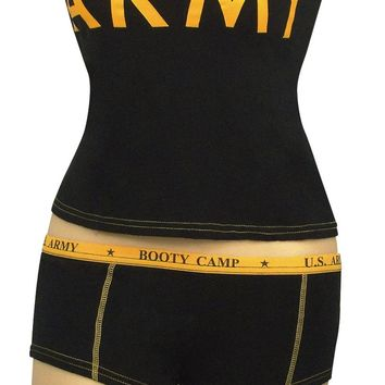Army Womens Tank Top