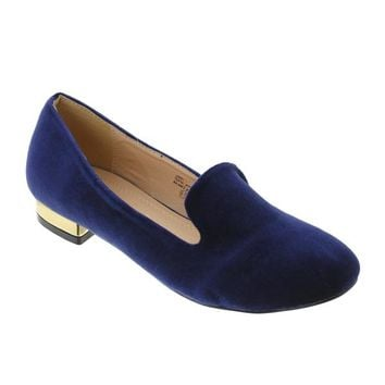 Jordy-1 Velvet Loafer