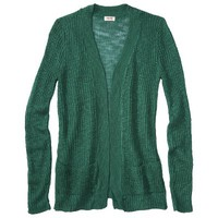 Mossimo Supply Co. Juniors Open Front Cardigan - Assorted Colors