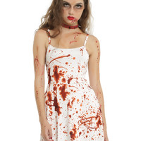 Blood Splatter Dress