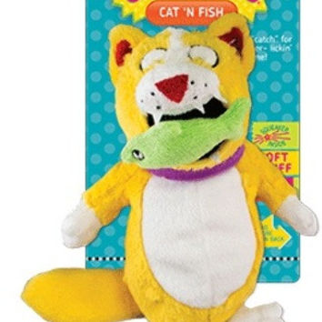 sergeant's(R) crazy paws big mouths toy 1 count Case of 12