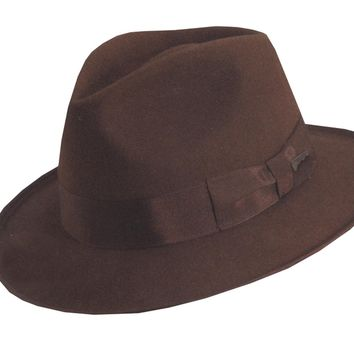 Indiana Jones Deluxe Hat Med for 2017