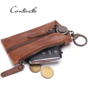 Cars Leather Stylish Casual Key Holder [9026566339]