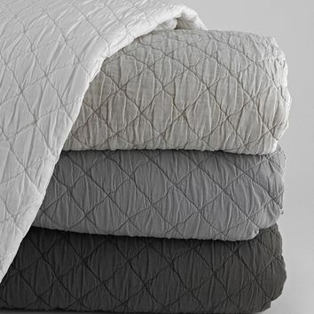 Louisa Cotton Coverlets & Shams by Traditions Linens