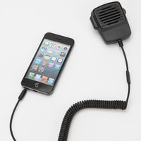 Over & Out Walkie-Talkie Handset
