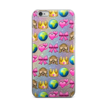 Emoji Collage iPhone 6/6s 6 Plus/6s Plus Case