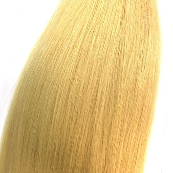 Bulk Indian Remy Silky Straight 24""