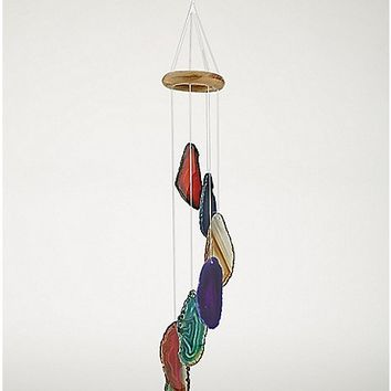 Agate Wind Chime - Spencer's