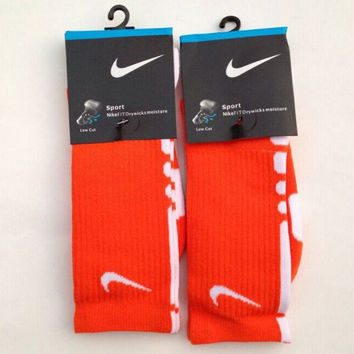 NIKE Men Casual Sport Thick Volleyball Basketball Socks Stockings