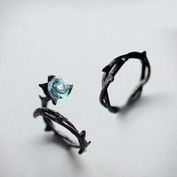 Thorns and Rose Ring