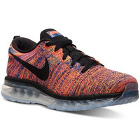 Nike Men's Flyknit Air Max Running Sneakers from Finish Line